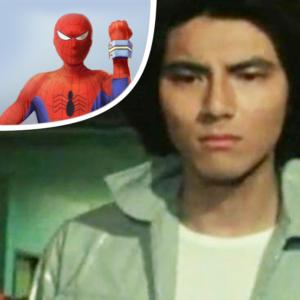 Shinji Todo Spider-Man Best Actor Live Action