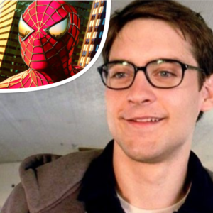 Tobey Maguire Spider-Man Best Actor Live Action
