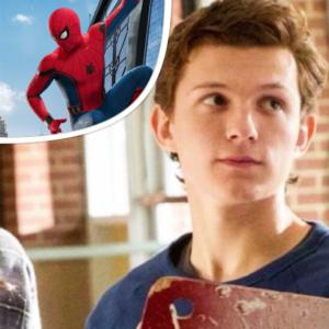 Tom Holland Spider-Man Best Actor Live Action